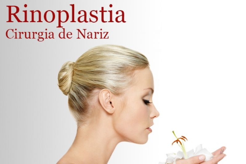 Rinoplastia de Aumento Preço Juvevê - Cirurgia Plástica para Nariz