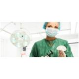 cirurgia para colocar prótese de silicone nos seios Campo Magro