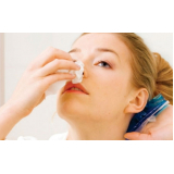 clínica para rinoplastia em nariz achatado Pinhais