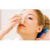 clínica para rinoplastia em nariz achatado Ecoville