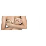 prótese de silicone mamária feminina Ecoville